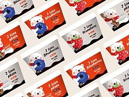 【醒狮】- 卡喔酸奶品牌全案