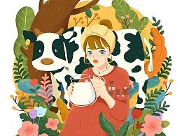 牧人与牛奶