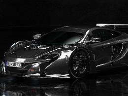 迈凯伦650S GT3 2015