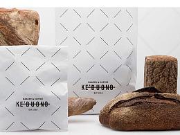 KE'BUONO咖啡品牌VI设计