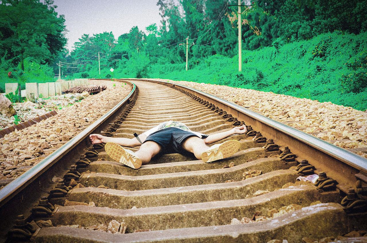铁路,火车,铁轨