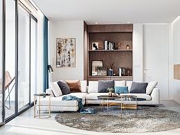 煤气罐改造而成的现代公寓