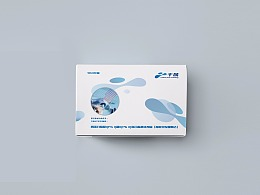 医药类包装--康博尔生物科学基因包装设计