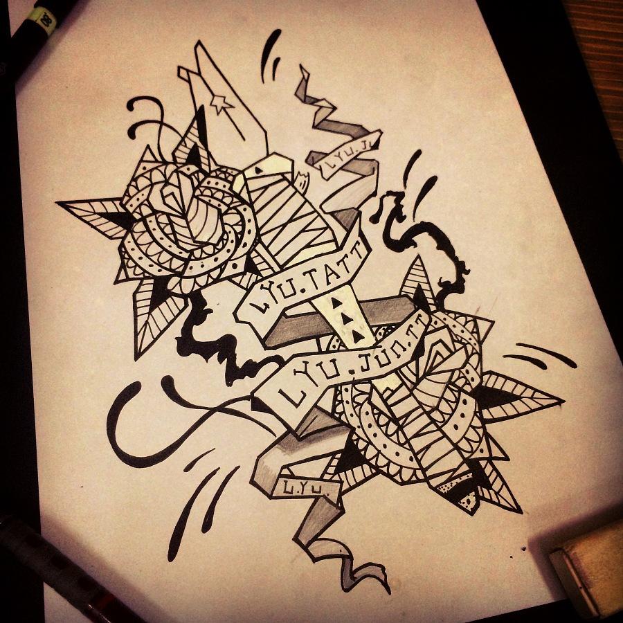 纹身图案 > 纹身图设计