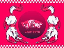 #VANS艺术家# VANS DEVIL