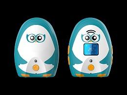 母婴产品渲染效果图设计