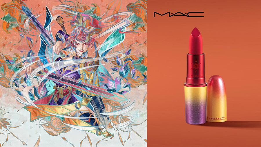 查看《王者荣耀 X M.A.C. X UID 点绛唇系列联名口红》原图,原图尺寸:1000x563