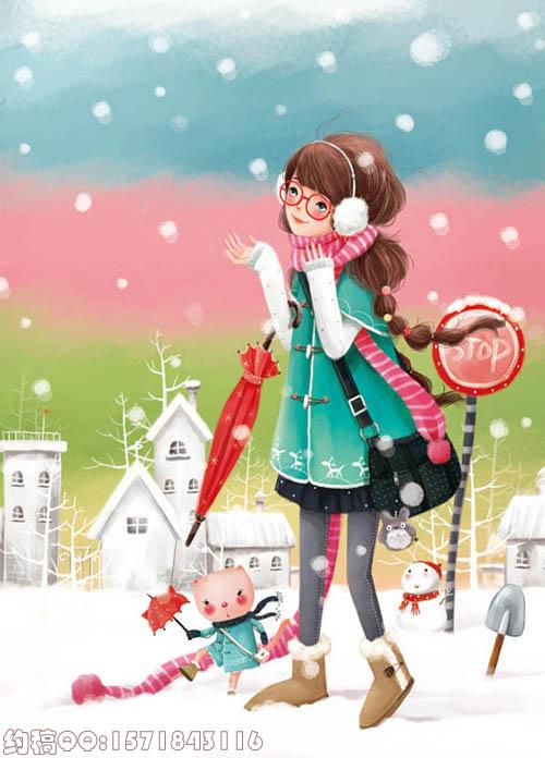 2011年《中学生》1-3封面月份作品欣赏!|时事漫画西湖图片