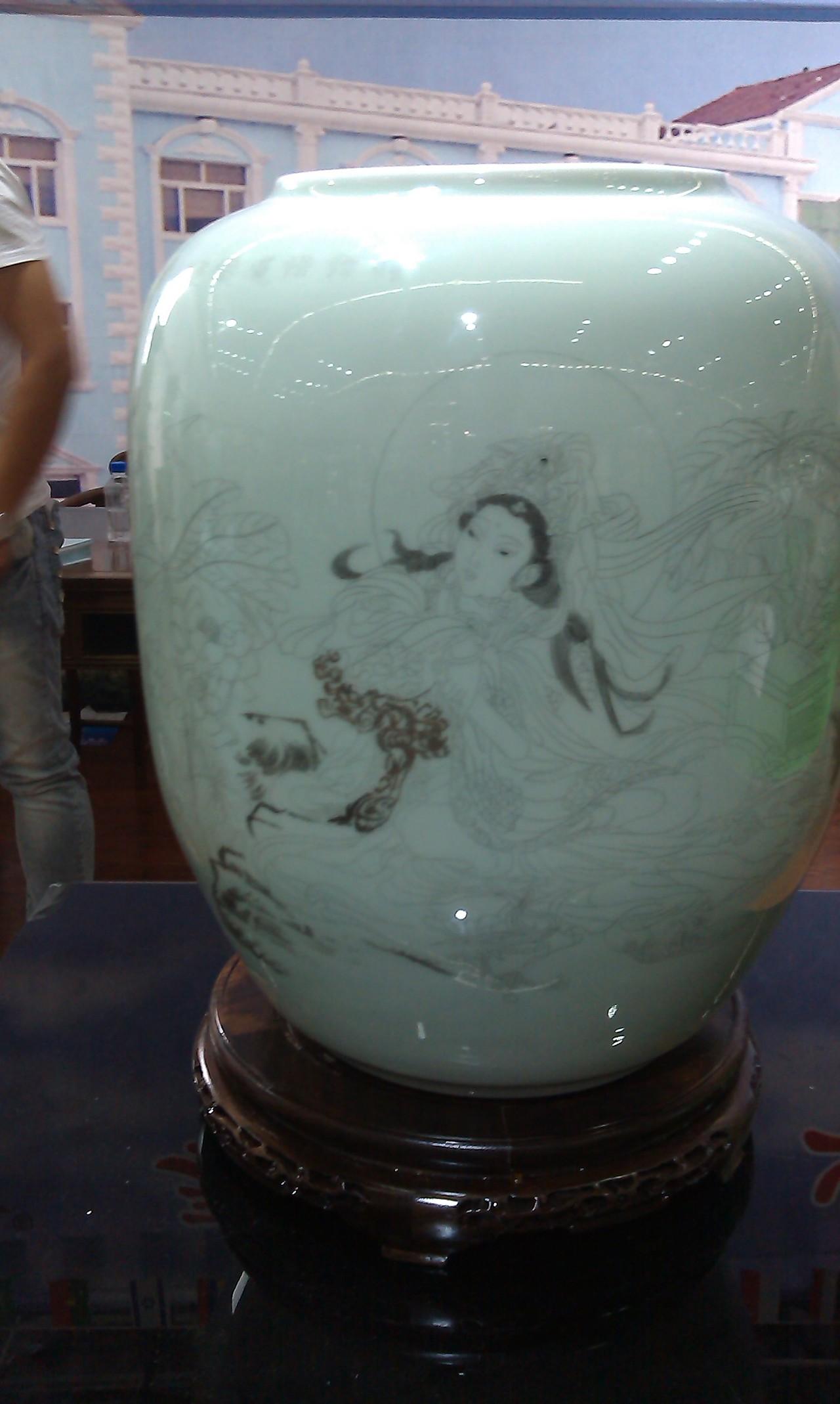 2013淄博陶瓷彩绘展
