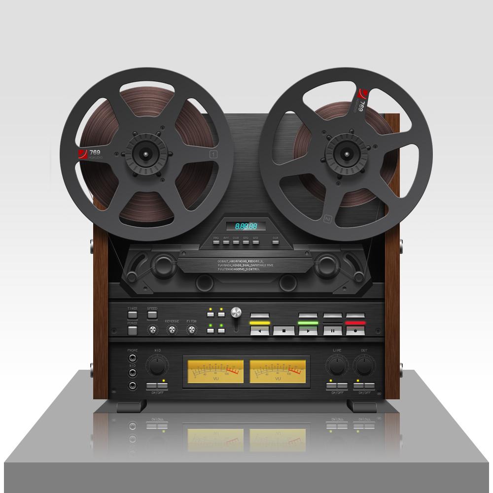 錄音機icon