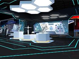北京旅游博览会展厅设计