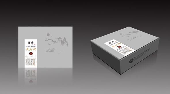 茶叶盒设计|平面|包装|luojian182 - 原创作品 - 站酷图片