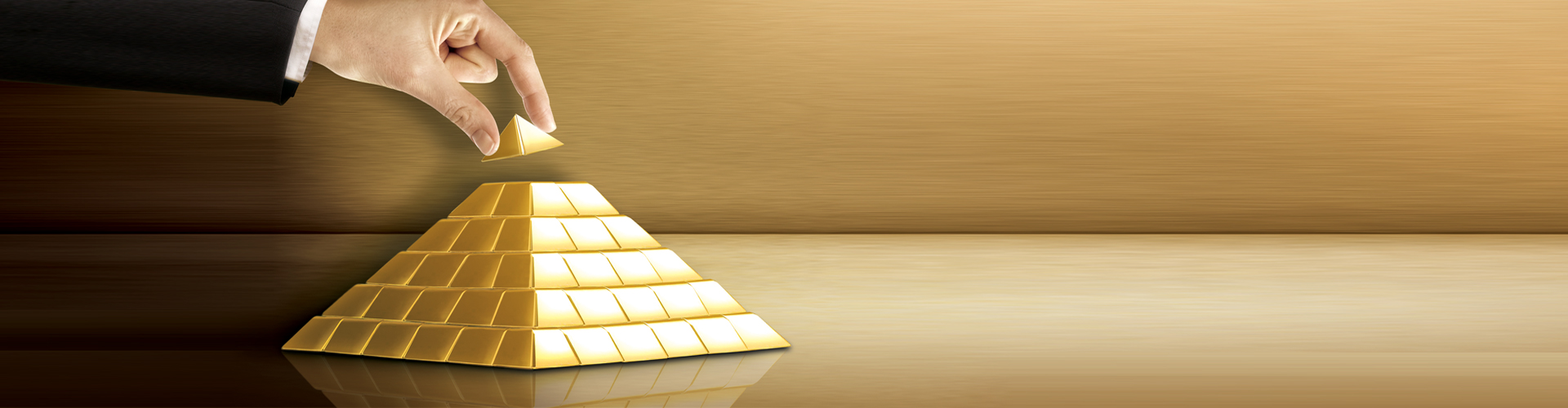 金融,商业,投资,金子背景,金字塔,商务背景