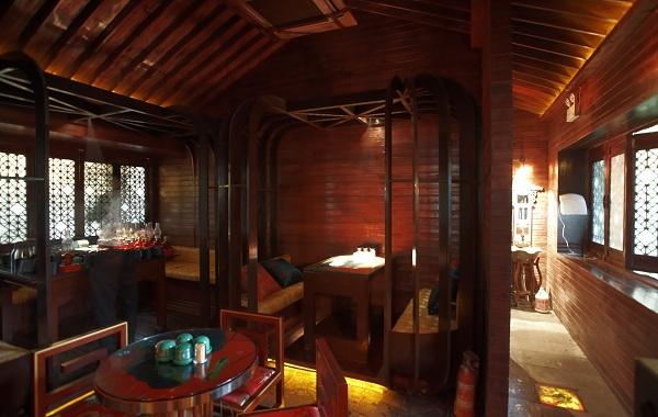 凯里专业酒吧装修设计公司《中式酒吧》|室内设计