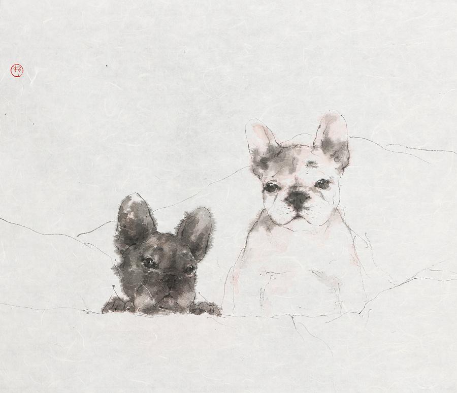 查看《狗狗系列作品》原图,原图尺寸:3764x3236