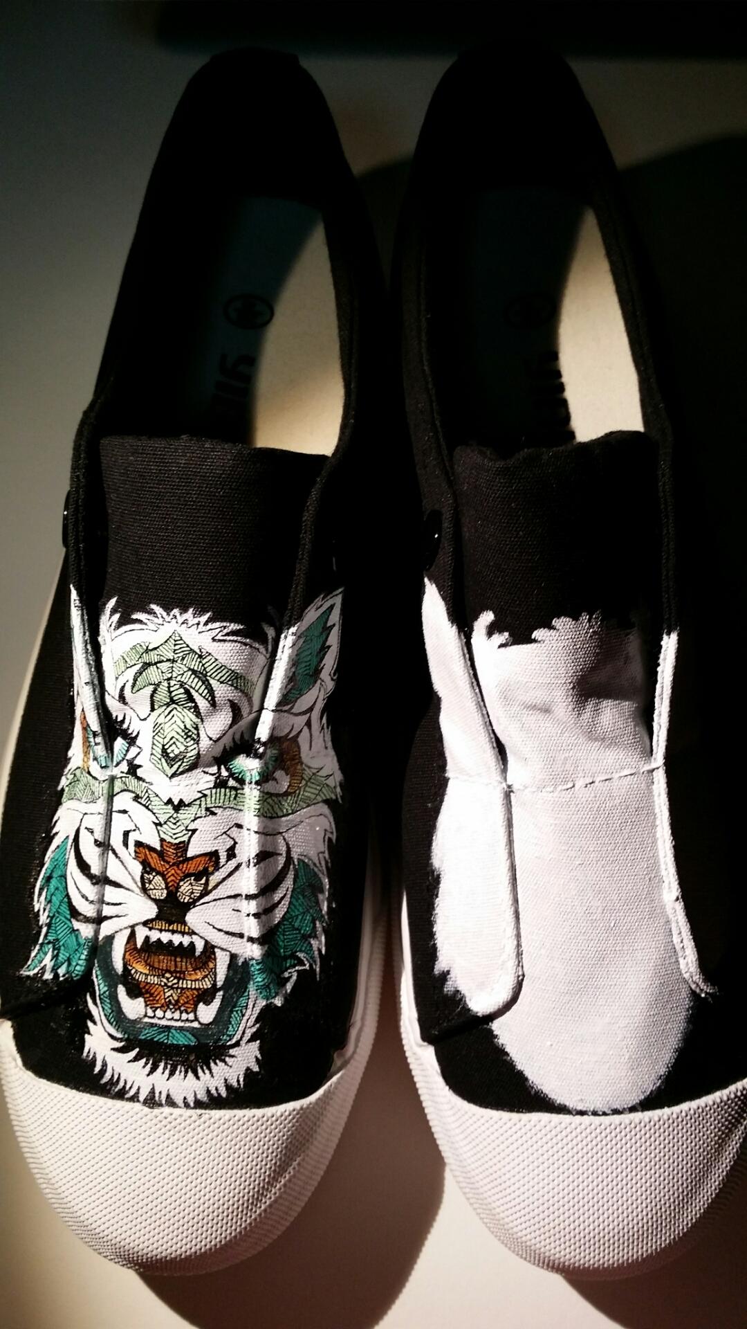 鞋 鞋子 1080_1920 竖版 竖屏