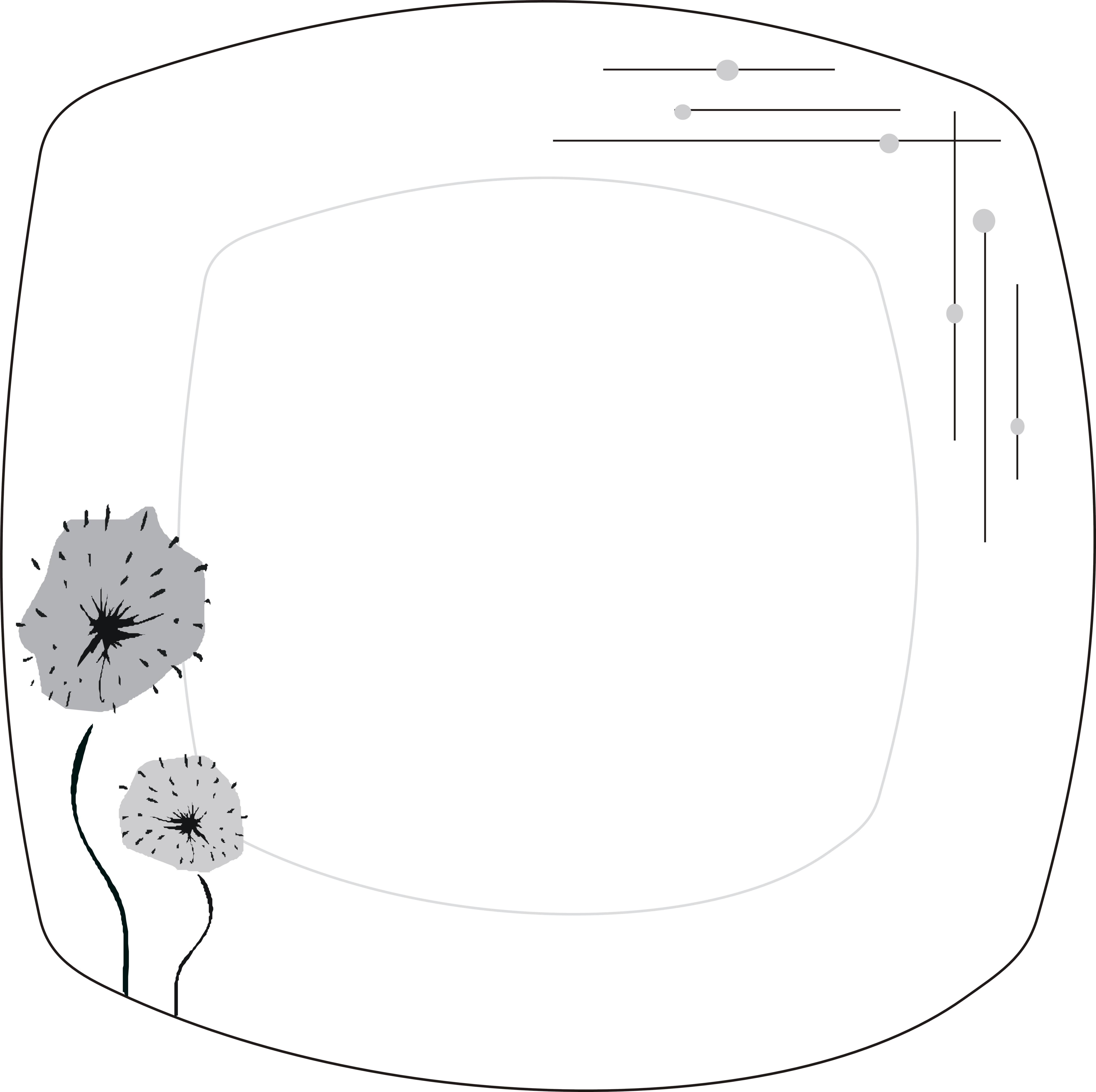 电视手工制作边框