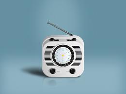 收音机icon(临摹)