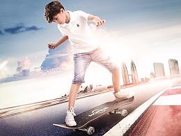 儿童滑板/初级滑板
