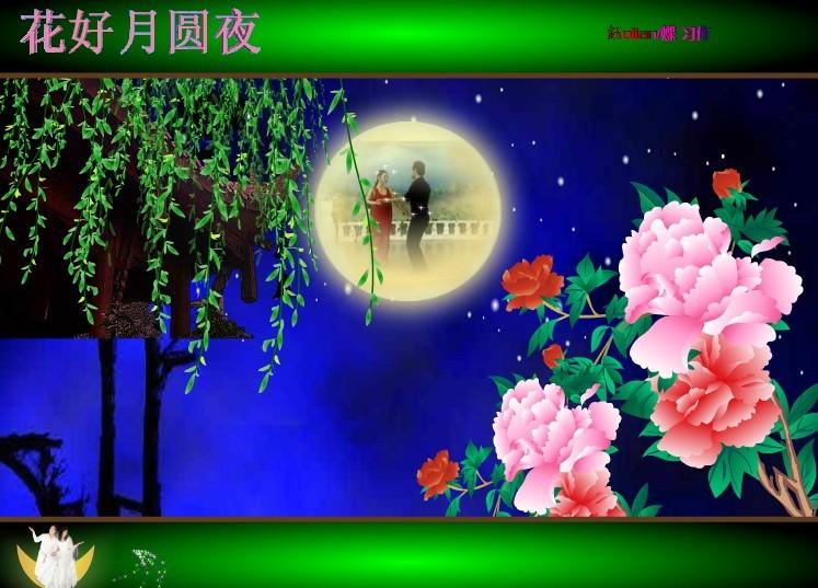 【花好月圆夜】
