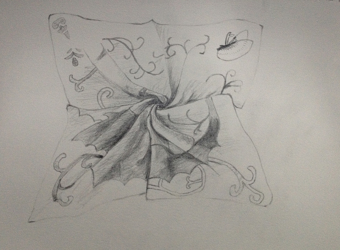 菜鸟手绘|插画|像素画|迷失的柚子 - 原创作品 - 站酷