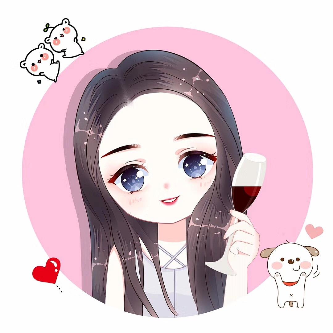 水灵灵 形象 漫画医生 熊孩子手绘馆YJ-原创作糖女漫画肖像动漫图片