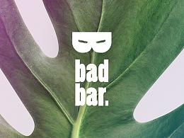 Bad bar 品牌设计