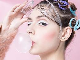 Bubblegum Girl/泡泡糖女孩