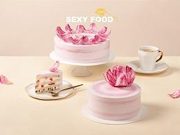 星美乐 | 蛋糕汉堡咖啡水果茶美食摄影