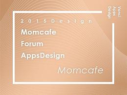 Momcafe | 手机论坛设计