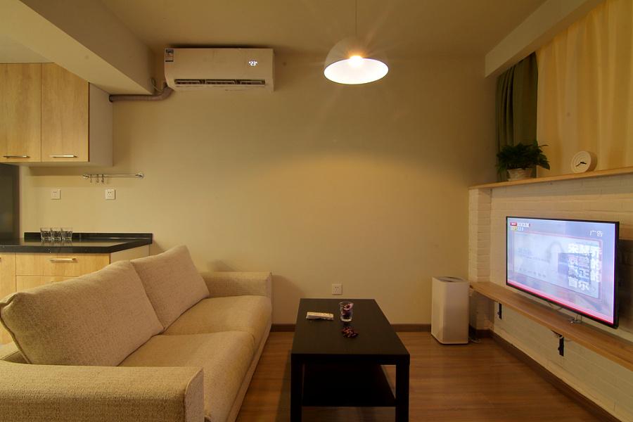 七九八零室内设计实景案例北欧风格|室内公共建筑设计要注意什么图片