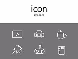 20180201 线性icon练习