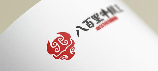 八百里牛馍王logo设计/标志设计图片