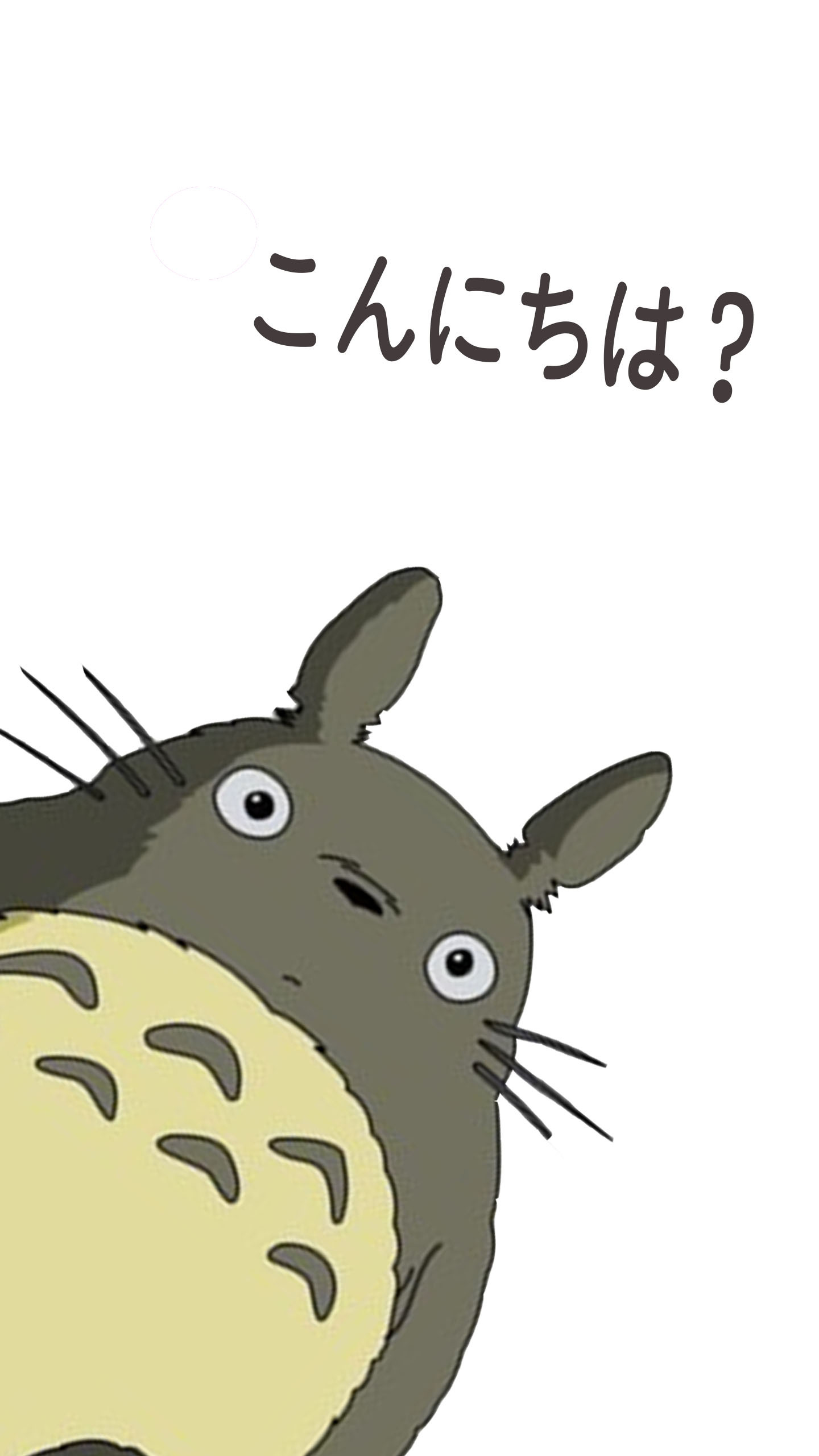素描龙猫教程图解