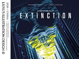 滅絕(EXTINCTION) | 預告海報