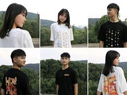 武汉大学2021款衣服设计