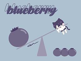 蓝莓啾咪咪