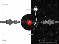 网易云音乐国际版-多端界面Redesign