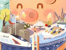 宝钢集团-新春海报