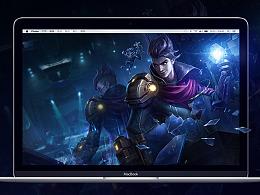 《MOBILE LEGENDS》8月资料片克劳德游戏合成游戏页面