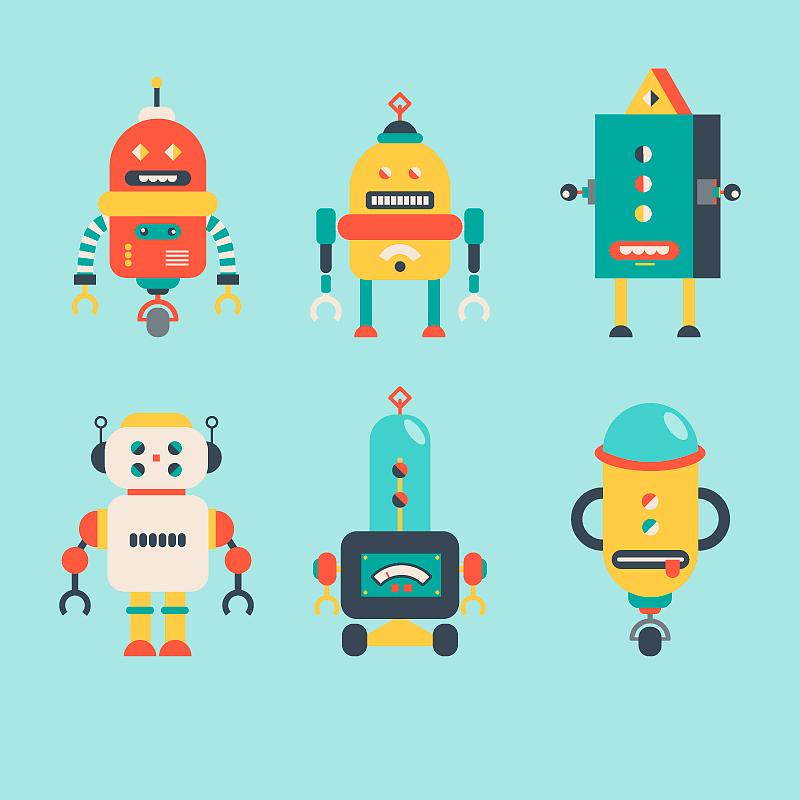 我机器人1国语_ai是个强大的软件,看我的小机器人