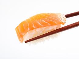 日式寿司摄影