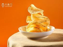 零食薯片拍摄