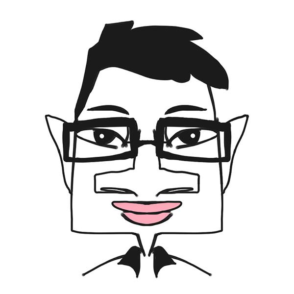 卡通头像-朋友|肖像漫画|动漫|fshou