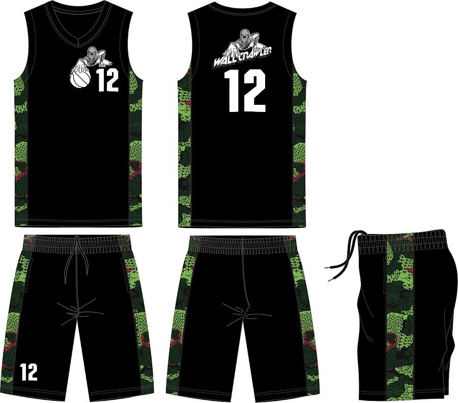 简单篮球服设计图 电子商务\/商城 网页 维尼叔叔
