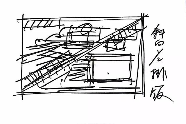 升广场手绘快题 凹凸广场手绘快题  校园公园景观手绘快题  筑梦广场