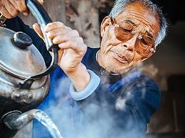 茯茶镇的煮茶人
