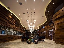青岛餐厅设计装修案例