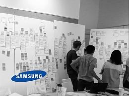 Samsung 三星UE交互设计项目 - UX+UI