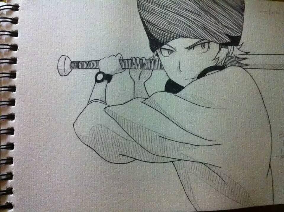 铅笔手绘习作